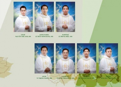 7 New Priests for SSS Vietnam