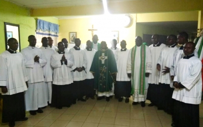 Launching the Programme of Preparation for Perpetual Profession (P4)