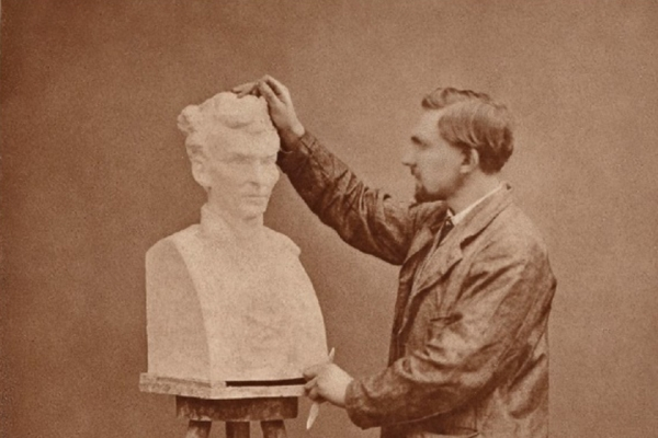 Auguste Rodin and Peter-Julian Eymard The sculptor and the saint