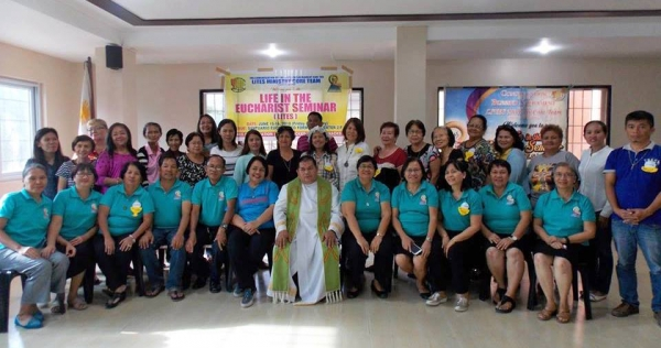 Life in the Eucharist Seminar in Cagayan de Oro