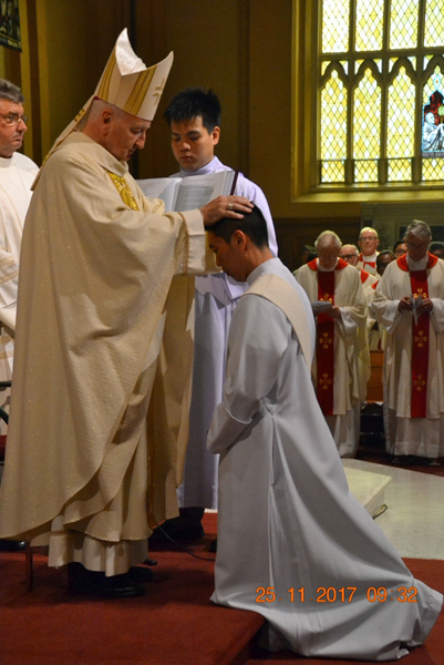Ordination Ben Ho1