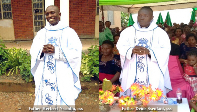 Two more sons of Eymard were ordained priests