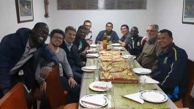 Meeting of the Blessed Sacrament Latin American Conference (CLAS) 2018 - Bogotá