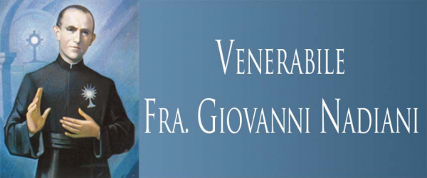 Brother Giovanni Nadiani sss